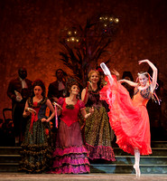 Scene from La Traviata by Giuseppe Verdi