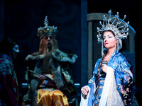 "Scene from ""Turandot"" by Giacomo Puccini"