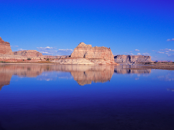 Warm Creek Bay, Lake Powell, Glen Canyon National Recreation Are